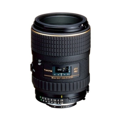 Tokina AF 100mm f/2.8 AT-X PRO D / Nikon