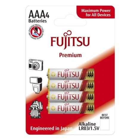 Bateria LR03 / AAA 1.5V FUJITSU Premium