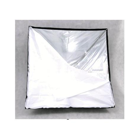 Softbox-parasolka 60x60cm do lamp reporterskich