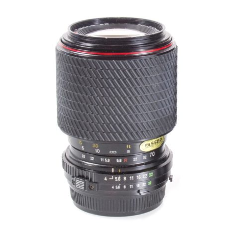 Tokina SD 70-210mm f/4-5.6 / Nikon AI
