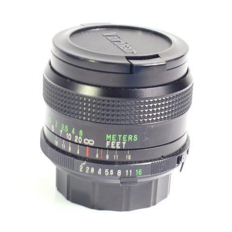Vivitar (Kiron) 28mm f/2 Auto Wide Angle / Minolta MD